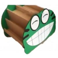 Wooden Rack Frog