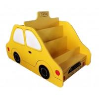 Wooden Rack Car Cab