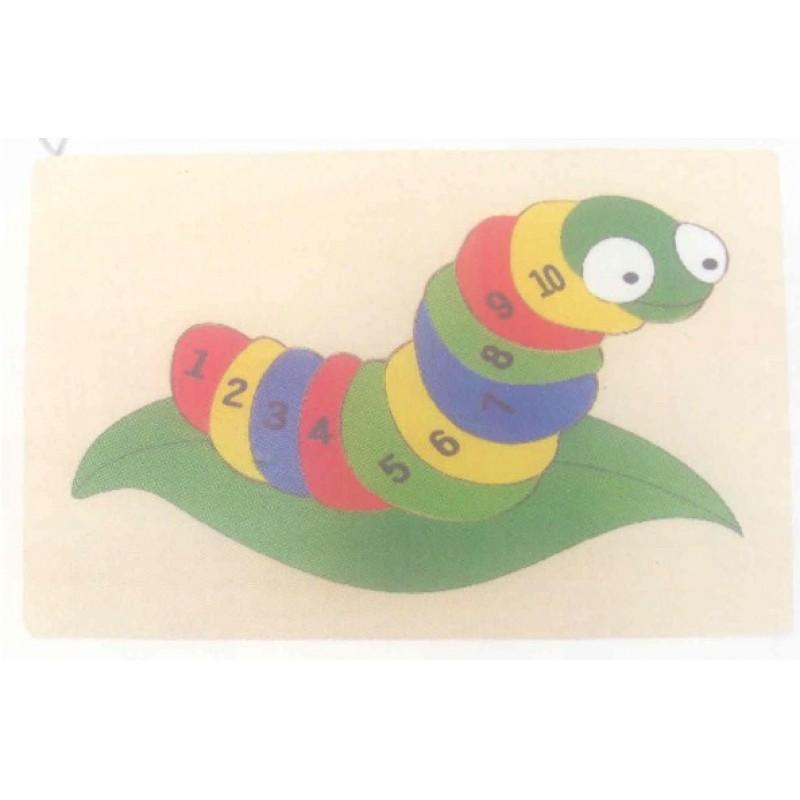 Caterpillar Inset