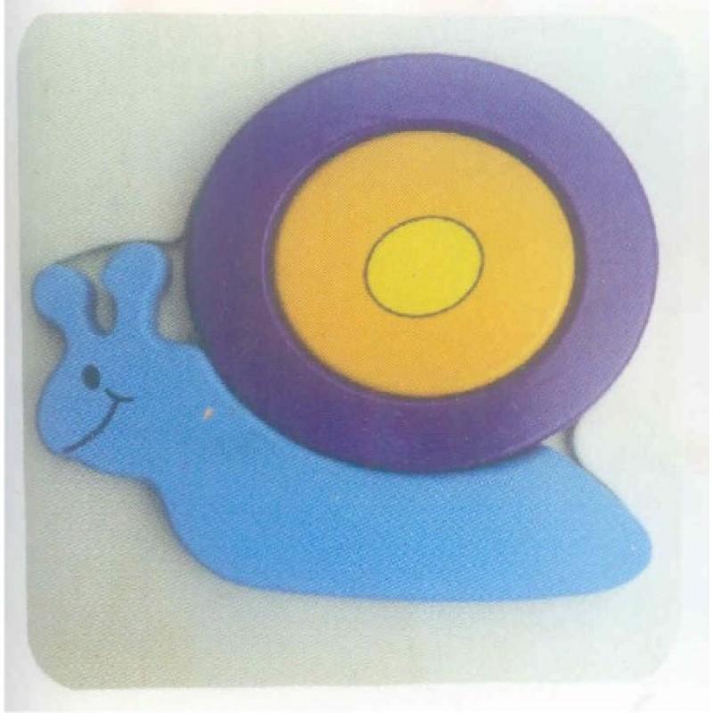 3D Inset Snail