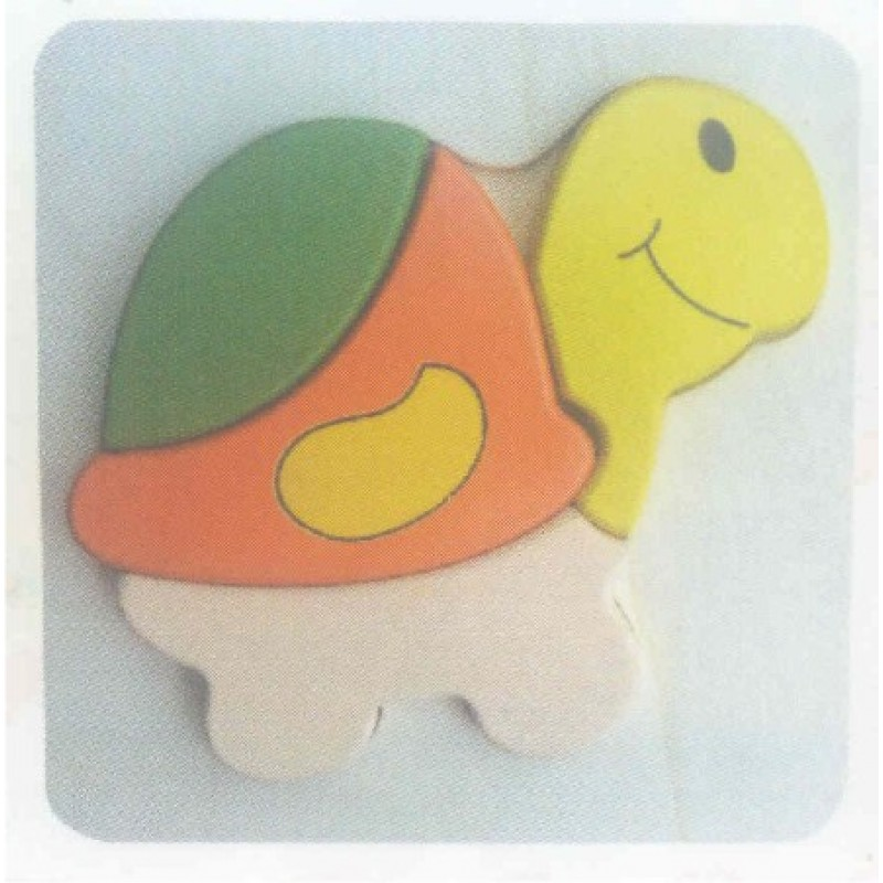 3D Turtle Inset