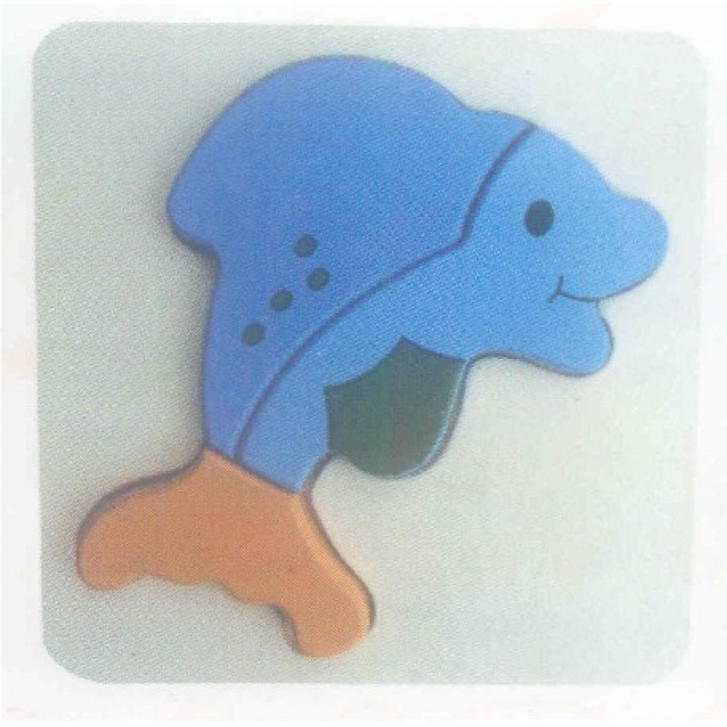 3D Fish Inset