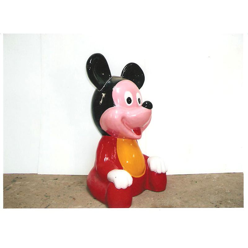 Mickey Mouse Sculptu...