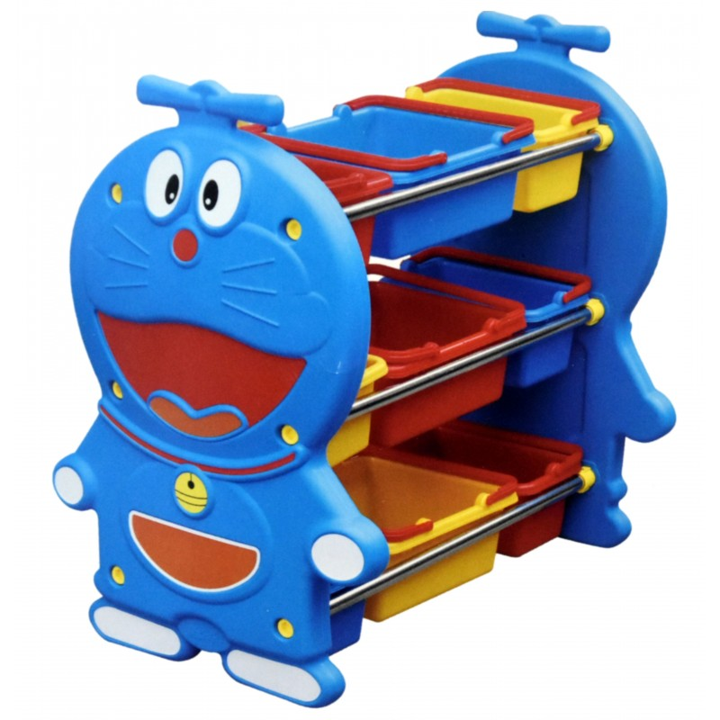 Doraemon Toy Rack