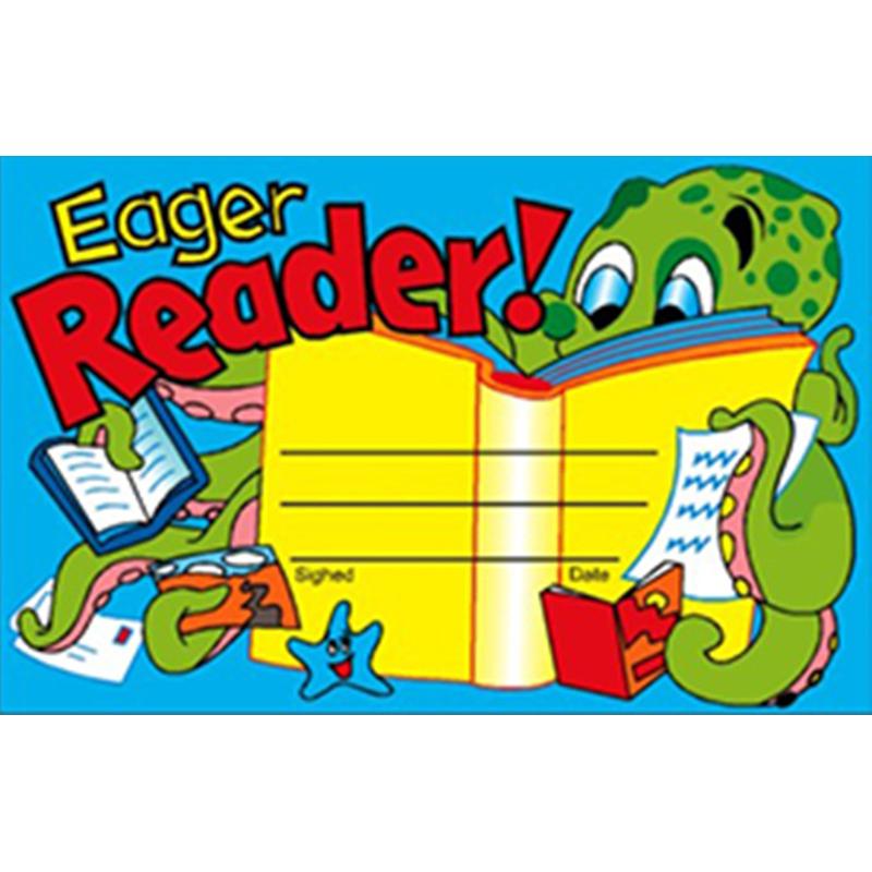 Eager Reader Award