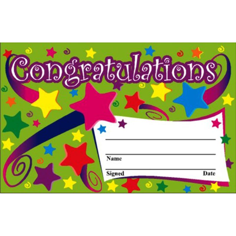 Congratulation Award...