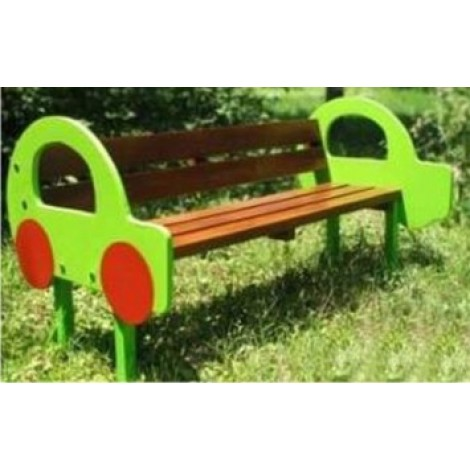 Car Shape Bench 5 feet