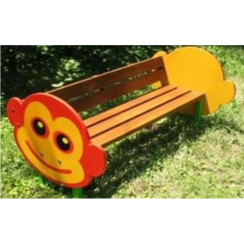 Monkey Shape Bench 5 feet