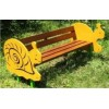 Snail Shape Bench 5 feet