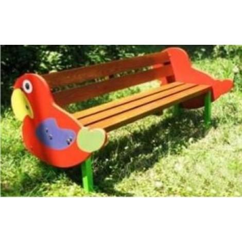 Parrot Shape Bench 5 feet