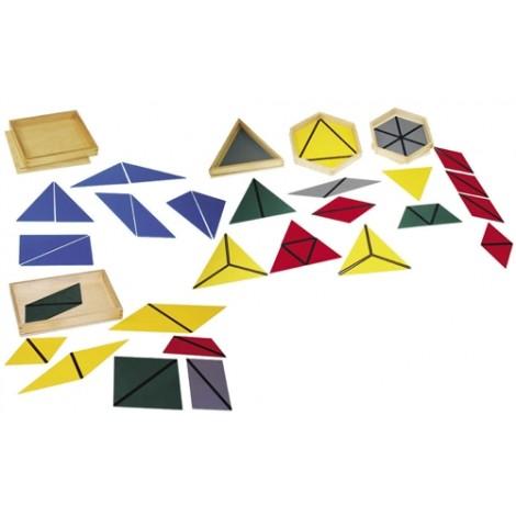 Constructive Triangles Bonus (Set of 5)