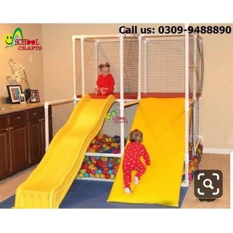 Indoor Play Booster IDB 020A