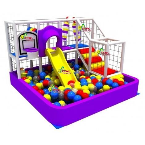 Indoor Play Booster IDB035