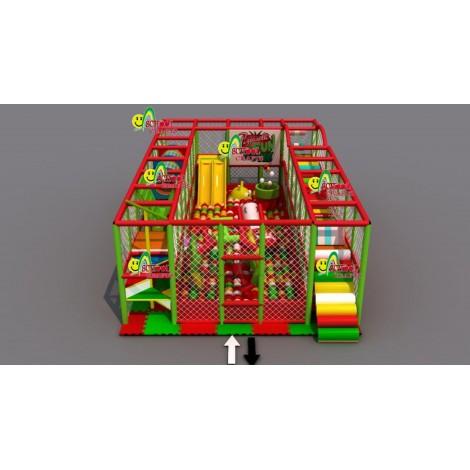 Indoor Play Booster IDB051