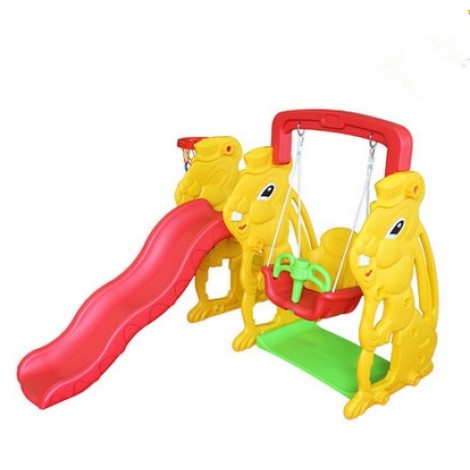 Rabbit Slide and Swing