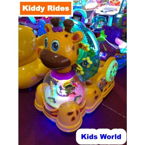 Wonderful Deer Pack Kiddie Ride KR 004
