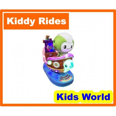 Star Warship Kiddie Ride KR 007