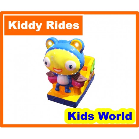 Blue Elf (fake screen) Riddie Ride KR 002