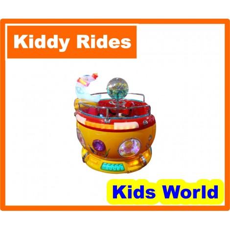 Rotating Kiddie Ride KR 008