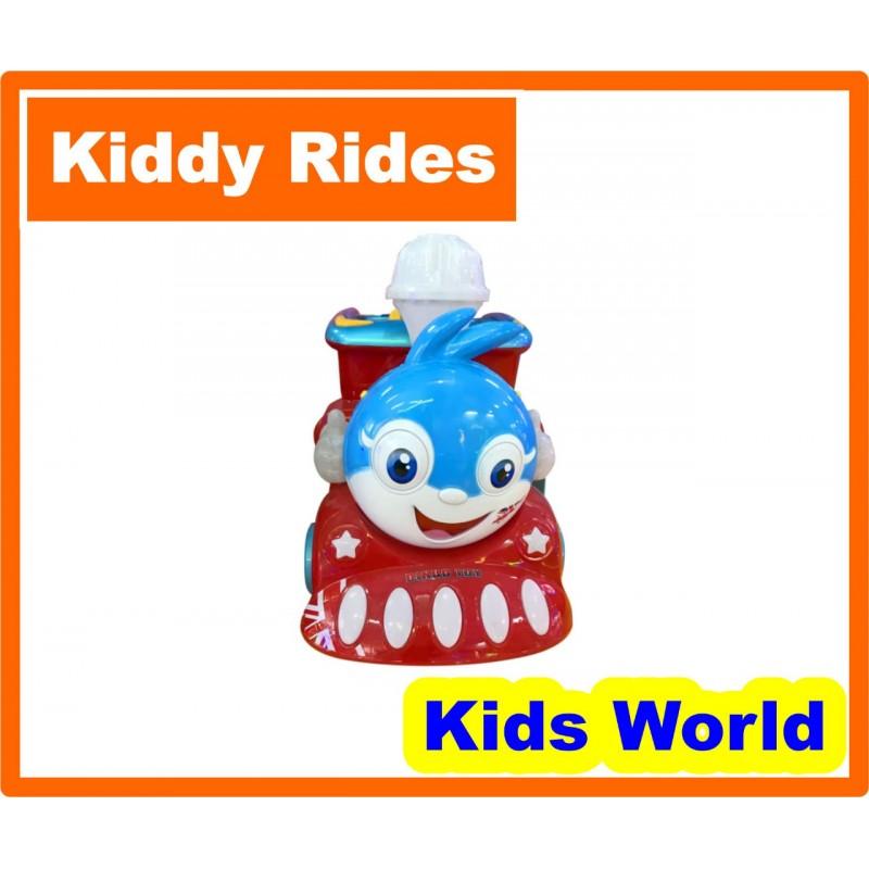 Locomotive Kiddie Ride KR...