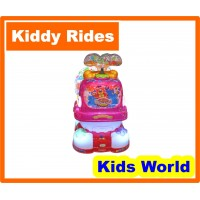 Cute Whale Kiddie Ride KR...
