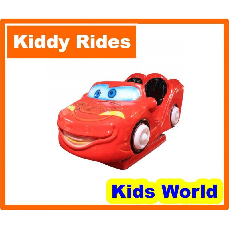 Rust-e Car Kiddie Ride KR...