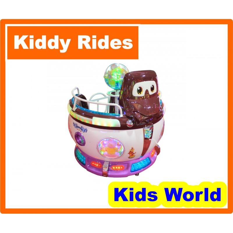 Rotating Kids Kiddie Ride...