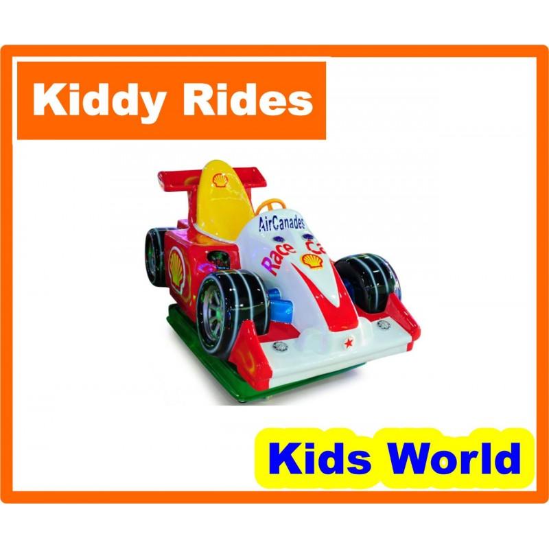 Race Car Kiddie Ride KR 0...