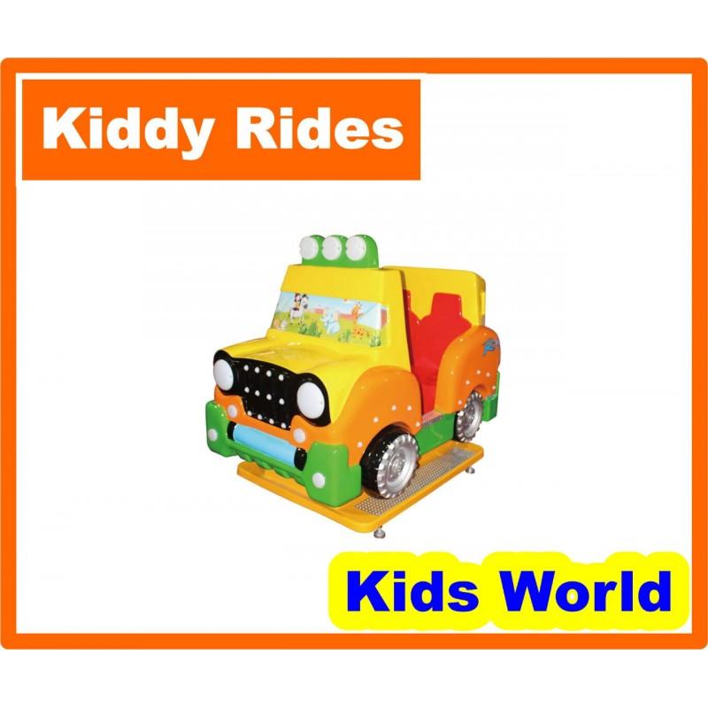 Jeep Car Kiddie Ride KR 0...