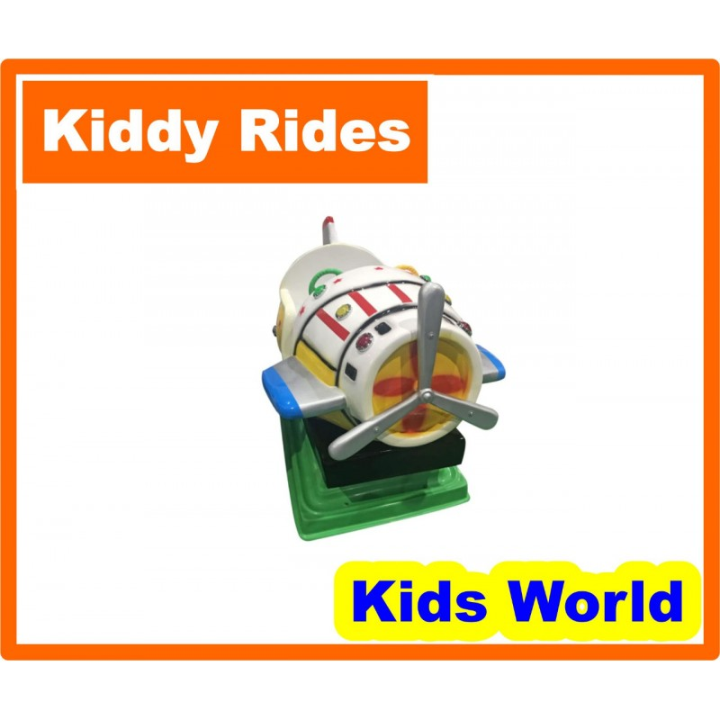 Airplane Kiddie Ride KR 0...