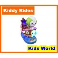 Star Warship Kiddie Ride ...