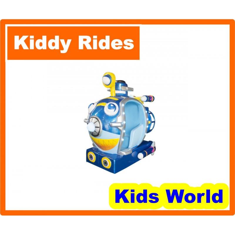 Submarine Kiddie Ride KR ...