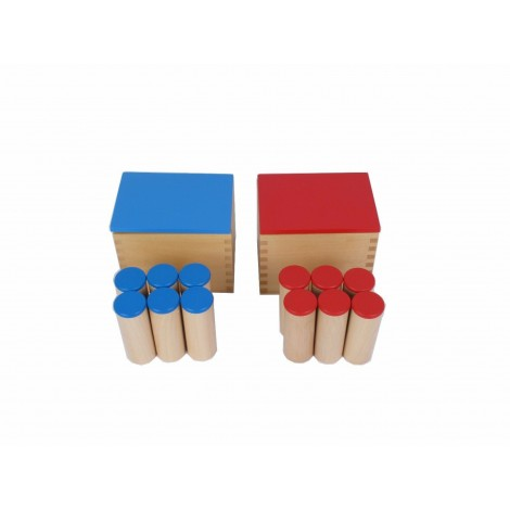 Sound Boxes Plastic