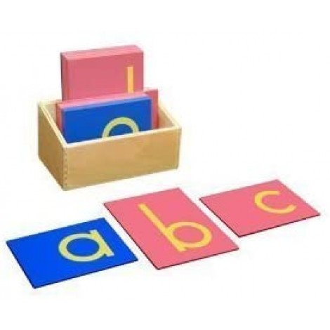 Sandpaper Letters English Lower Case