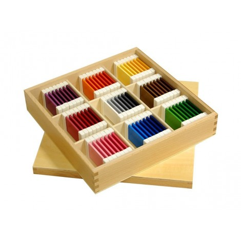 Third Box of Colour Tablets