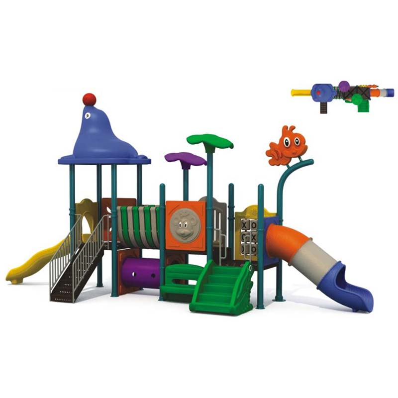Outdoor Play Booster...