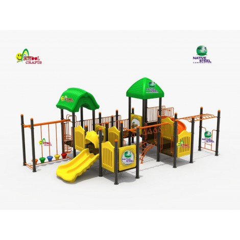 Outdoor Play Booster ODPE 080