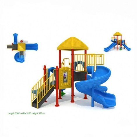 Outdoor Play Booster ODPE 013