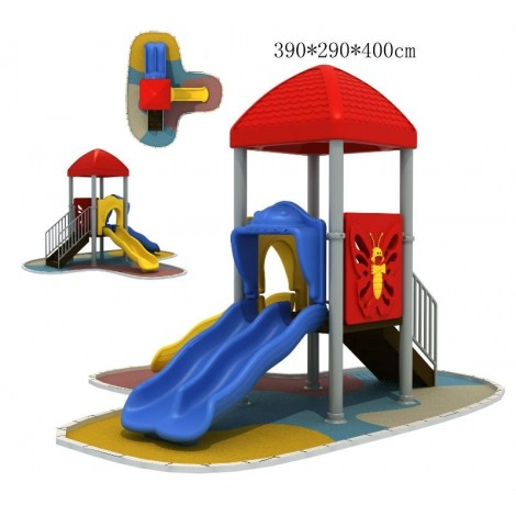 Outdoor Play Booster ODPE 016