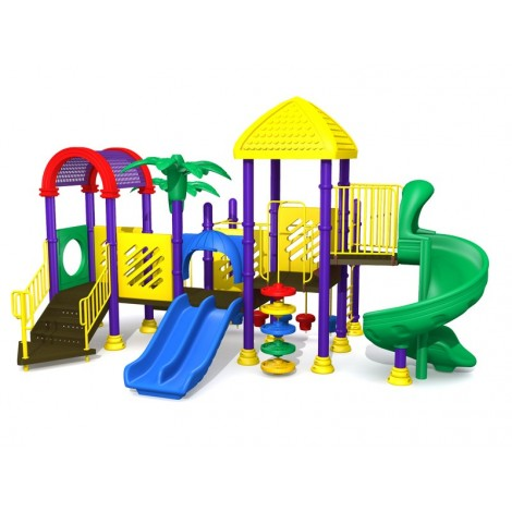 Outdoor Play Booster ODPE 049