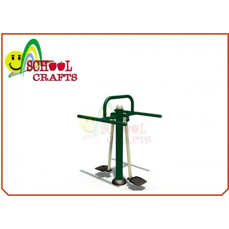 Open Outdoor Gym Equipment GE 004