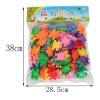 Colourful Puzzle Blocks
