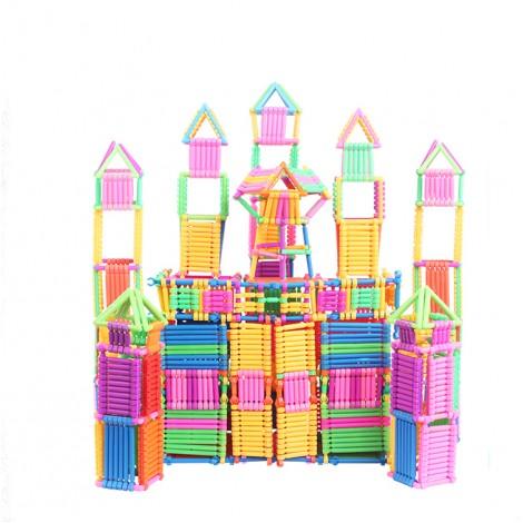 DIY Colourful Building Blocks