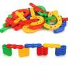 Educational 3D Puzzle Blocks