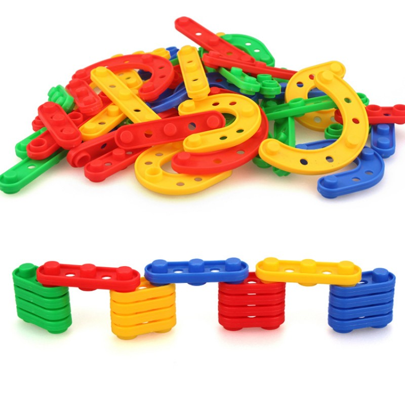 Educational 3D Puzzle Blo...
