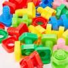 Nut Blocks Toy