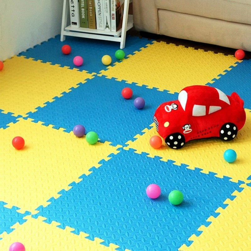 Soft Floor Mat 100 x 100 ...
