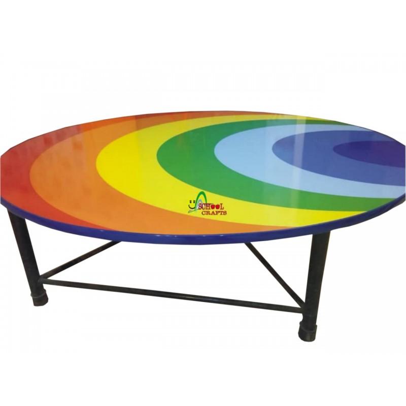 Rainbow Table 4 feet...