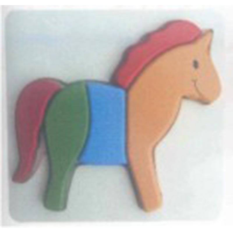 3D Horse Inset