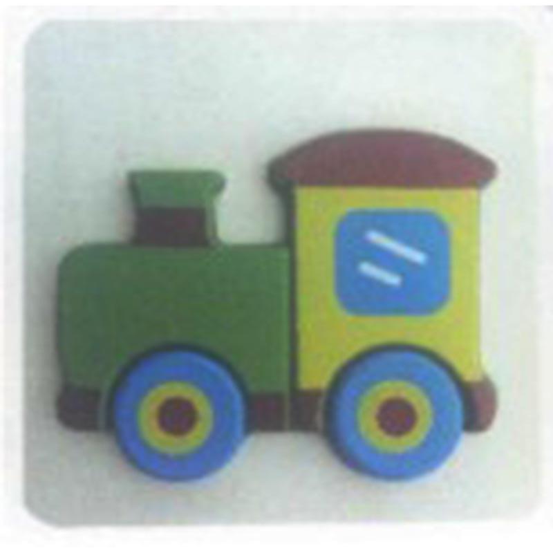 3D Train Inset